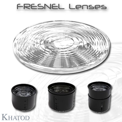 General LED Lighting: FRESNEL Lenses