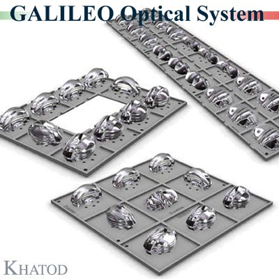 Wide Area LED Lighting: GALILEO OPTICAL SYSTEMS