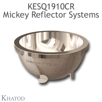 KESQ1910CR Mickey Reflector Systems - 55° FWHM - 34,99mm diameter - 15,90mm height