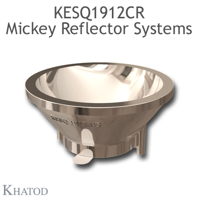 KESQ1912CR Mickey Reflector Systems - 30° FWHM - 34,99mm diameter - 15,70mm height
