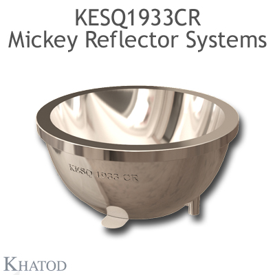 KESQ1933CR Mickey Reflector Systems - 42° FWHM - 34,99mm diameter - 15,90mm height