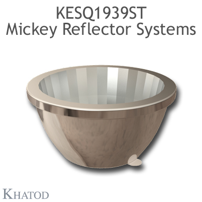 KESQ1939ST Mickey Reflector Systems - 75° FWHM - 49,91mm diameter - 25,08mm height