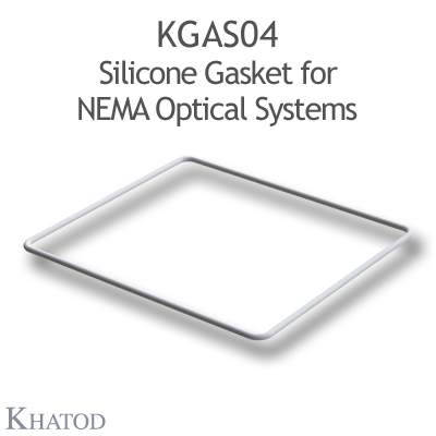 KGAS04 - Optional Silicone Gasket for NEMA Optical Systems