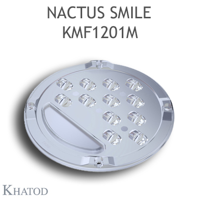 KMF1201M NACTUS SMILE Optical Systems - IESNA Type I - 110mm diameter - 6,20mm height