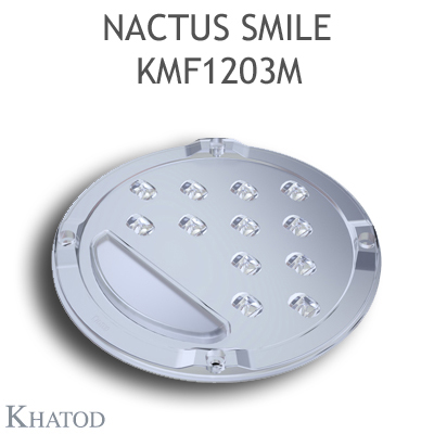 KMF1203M NACTUS SMILE Optical Systems - IESNA Type III - 110mm diameter - 6mm height