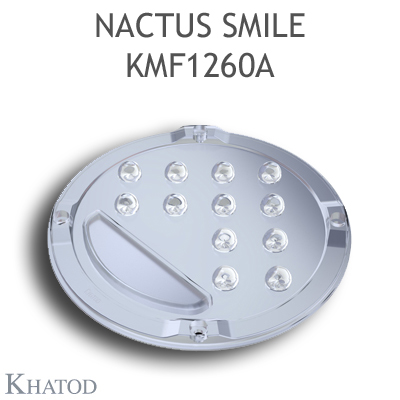 KMF1260A NACTUS SMILE Optical Systems - 60° Symmetrical - 110mm diameter - 8mm height