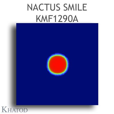 KMF1290A NACTUS SMILE Optical Systems - 90° Symmetrical - 110mm diameter - 6mm height