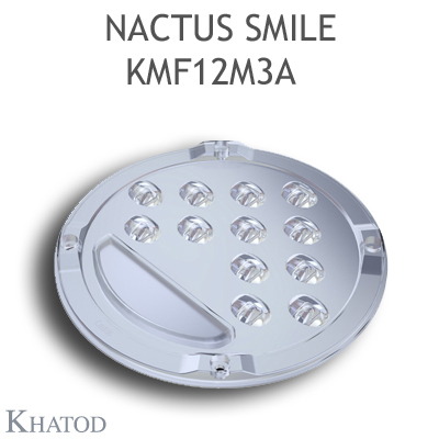 KMF12M3A NACTUS SMILE Optical Systems - ME3A - IESNA Type II - 110mm diameter - 6mm height