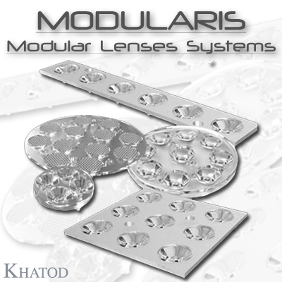 General LED Lighting: MODULARIS - Modular Lenses Systems