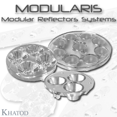 Optical Reflector Systems: MODULARIS - Modular Reflectors Systems