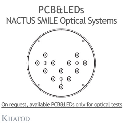 KMF12 - Optional PCB & LEDs for NACTUS SMILE Optical Systems