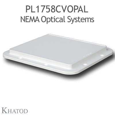 PL1758CVOPAL - Optional Decorative Element for NEMA Optical Systems