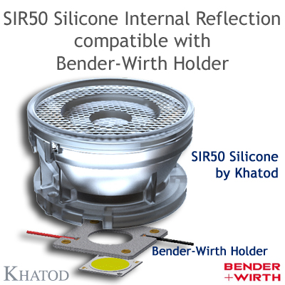Opcional para la Silicone Internal Reflection