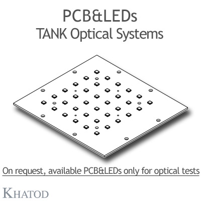KFP33 - Optional PCB and LEDs for TANK Optical Systems