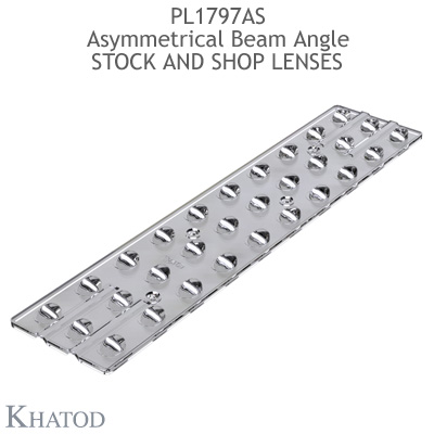 PL1797AS Stock and Shop Lenses - Asymmetrical Beam